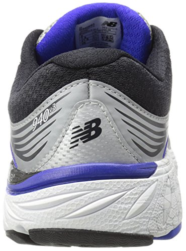 New Balance M940v3 Scarpe Da Corsa (2E Width) - SS17 Silver/blue/black