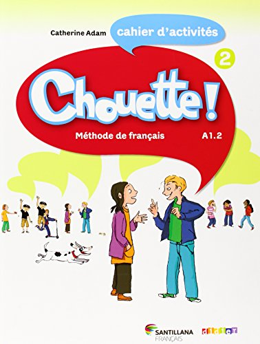 Chouette 2 cahier d'exercices