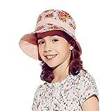 Kenmont infantil con forma de UV de golf con diseño de traje de buceo cubo ala ancha de sujección para gorro de la NBA de playa