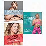Everything[hardcover], body book, 4-week body blitz 3 books collection set