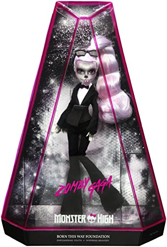 Image of Monster High Zomby Gaga Doll
