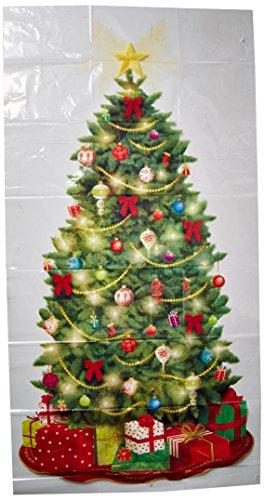 Amscan Klassischer Weihnachtsbaum, Weihnachtsdekoration