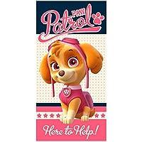 Toalla Patrulla Canina Paw Patrol Skye microfibra