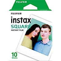 Instax SQUARE Film 10 shot pack, white border