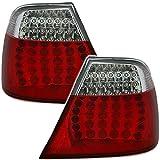 Eagle Eyes BM061-BERE2-ESS LED Rückleuchten Set Rot Weiß mit Lauflicht Blinker
