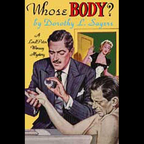 Whose Body?  Audiolibri