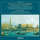 Concertos pour Luth et Mandoline