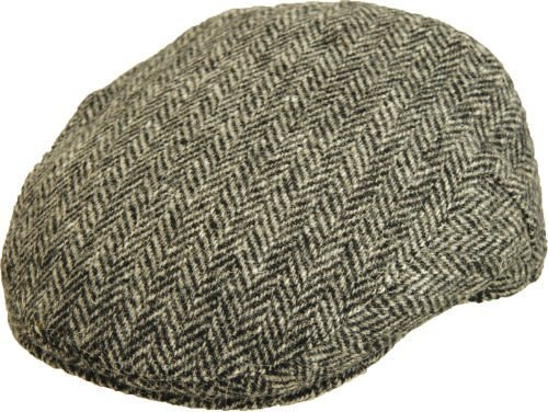 Failsworth 4616 Harris Tweed Schirmmütze Stornoway, Gr. 60 cm