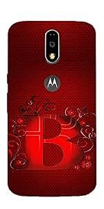 Motorola Moto G4 Plus Designer Hard Plastic Back Cover By DigiPrints