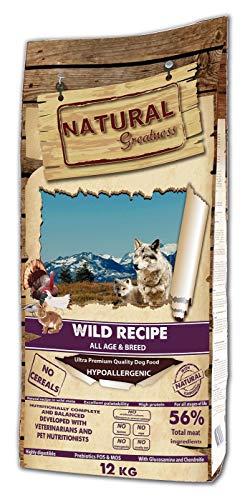 Natural Greatness Wild Recipe Alimento Seco Completo