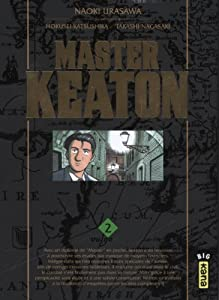 Master Keaton Edition simple Tome 2