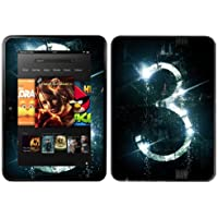 Diabloskinz Vinyl Adhesive Skin/Decal/Sticker for 7 inch Kindle Fire HD (2012) - 3