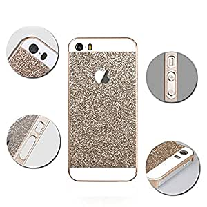 Fonixa shiny back cover for Apple iPhone 4/4s Gold