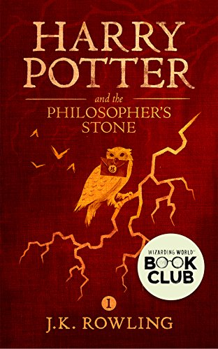 a book report on harry potter and the philosophers stone Turning the envelope over, his hand trembling, harry saw a purple wax seal bearing a coat of arms a lion, an eagle, a badger and a snake surrounding a large letter.