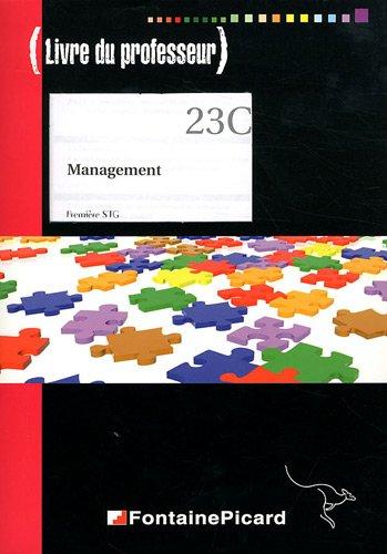 management-1e-stg-livre-du-professeur-1cdrom