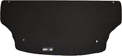 DRIVEON Alto 800 Lxi Model Rear Parcel Tray for Mounting 6-inch Round and 6x9 Oval Car Speakers (Black, VI-2402166ECN)