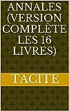 Annales (Version complète les 16 livres) - Format Kindle - 1,55 €