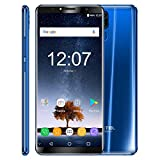 Mobiltelefon [HK Stock] OUKITEL K6, 6GB + 64GB, Dual-Back-Kameras + Dual-Front-Kameras, 6300mAh-Akku, Gesichts- und Fingerabdruckidentifikation, 6.0-Zoll-Android-7,1-MTK6763-Octa-Core bis 2,0 GHz, Net