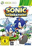Sonic Generations [import allemand]