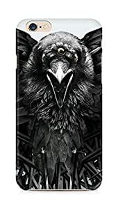 AMEZ Game Of Thrones Raven Back Cover For Apple iPhone 6s