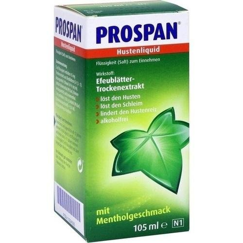 Prospan Hustenliquid, 105 ml Lösung