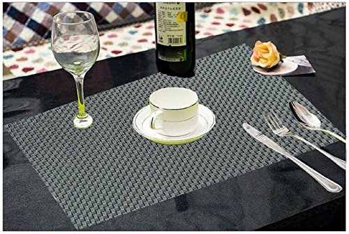 Kuber Industries™ Dining Table Placemats Set Of 6 Pcs