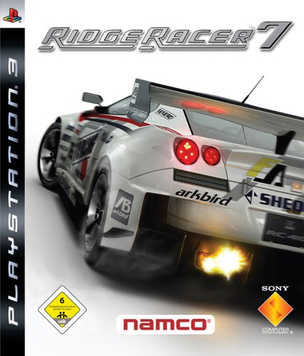 Sony Computer Entertainment Ridge Racer 7