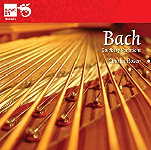 Bach; Goldberg Variations BWV 988