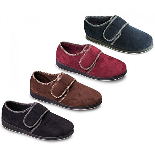 Champignon Harry, Pantofole Uomo Reds