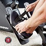 Schwinn Rower Crewmaster, mit Trainingscomputer Rudergerät klappbar, leises Magnetbremssystem, Nutzergewicht bis 136 kg - 9