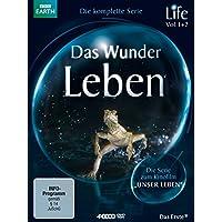 """Life - Das Wunder Leben. Die komplette Serie zum Kinofilm """"Unser Leben"""" [4 DVDs]"""
