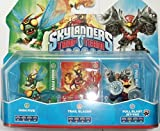 High Five, Trail Blazer, and Jet-Vac (Skylanders Trap Team) Triple Character Pack