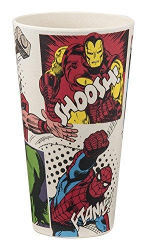 Vandor unisex Marvel Comics 2Piece 680,4gram Bamboo tumbler set standard