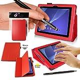 SONY XPERIA Z2 Tablet Case / Tablethülle mit integrierter