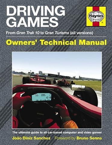Haynes livre Conduite Jeux manuel (poche) le guide ultime pour tous les car-based Ordinateur et jeux vidéo, y compris AA Magic en microfibre Gant de toilette