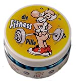 Fitness-Pille (Traubenzucker)