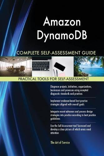 Amazon Dynamodb Complete Self-Assessment Guide