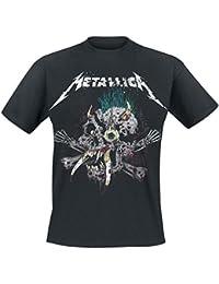 Metallica New Scary T-shirt noir