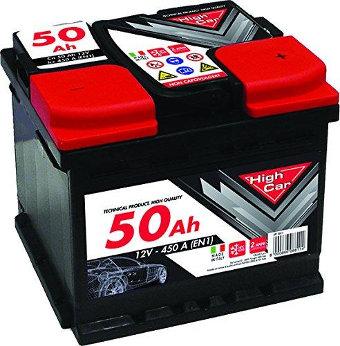 High L1 Car Batteria Auto 50AH 450A