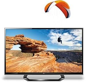 "LG 47LM615 TV LCD 47"" (119 cm) HD TV 1080p 3D 4 paires de lunettes 3D 200 Hz HDMI USB"