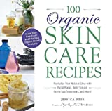 Best Organic Skincares - 100 Organic Skincare Recipes Review