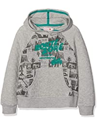 e1f1eaba0 boboli Fleece Hooded Sweatshirt For Boy