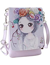 1906367935b3 squarex Shoulder Bags Women s Handbags   Cartoon Handbags Kids Girls Mini  Crossbody Bag