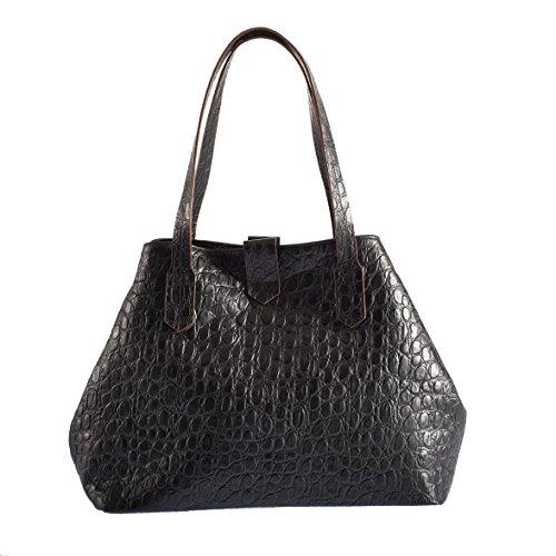 Tilla...Le Borse , sac bandoulière femme noir