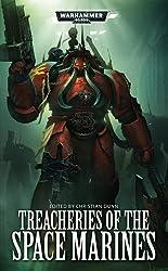 Treacheries of the Space Marines (Warhammer 40,000 Novels)
