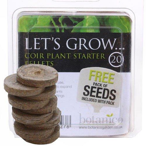 botanico-20-coir-plant-starter-pellets