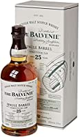 Balvenie 25 Year Old Single Barrel Whisky 70cl from Balvenie