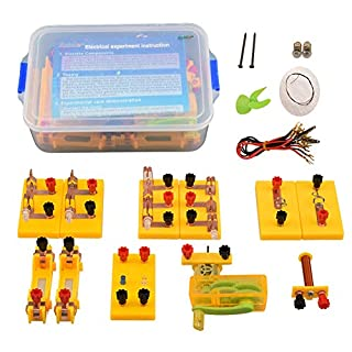astarye Physical Electromagnetic Experiment Model Kits Electrical Discovery Educational DIY Toy Student Gift Teaching Aids