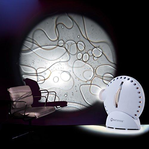 lampada-proiettore-space-projector-bianco-con-dischetti-ad-olio-transparente-transparente