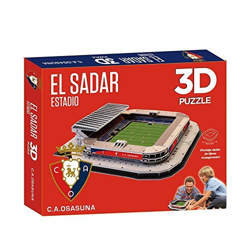 Kappa Puzzle 3D Estadio El Sadar (Eleve Force)